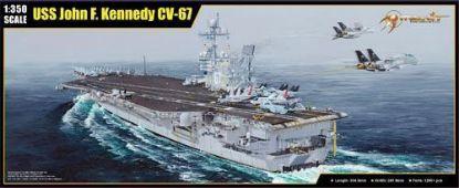 Merit 1/350 USS John F. Kennedy CV-67