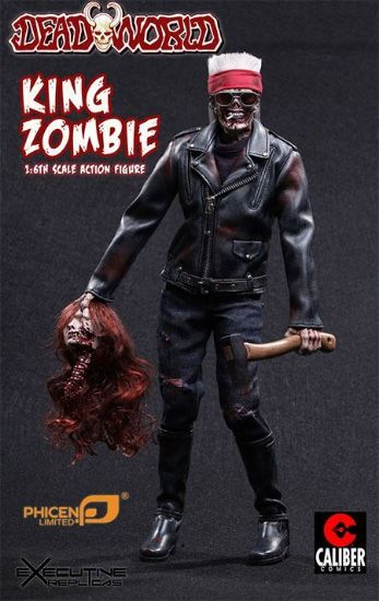 PHICEN LIMITED Dead World King Zombie