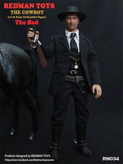 Redman Cowboy The Bad