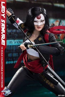 SooSoo Toys Lady Samurai