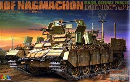 Tiger Models 1/35 IDF Nagmachon Early Ver  Heavy APC Model Kit