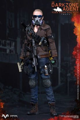 Virtual Toys The Darkzone Agent Tracy 1/6 Scale