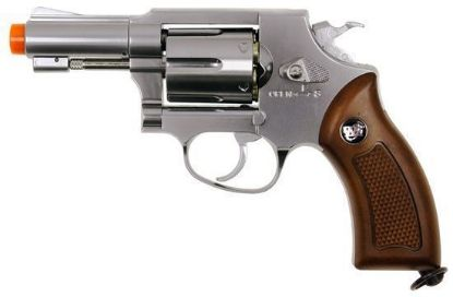 Wingun Full Metal M36 CO2 Revolver Silver
