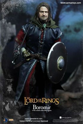 Asmus Toys The Lord of the Rings Series Boromir Rooted Hair