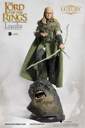 Asmus Toys The Lord of the Rings Series Legolas Luxury Edition