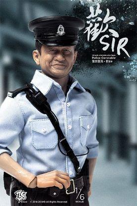 ZC World Hong Kong Police Constable Happy Sir