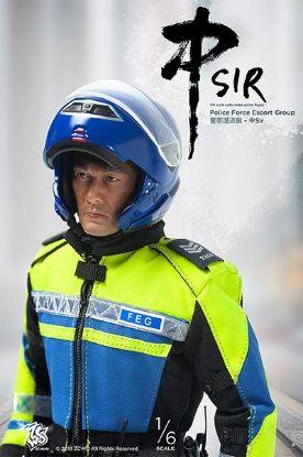 ZC World Hong Kong Police Force Escort Group Chung Sir