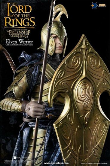 Asmus Toys The Lord of the Rings Elven Warrior