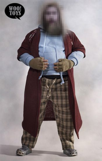 Woo Toys Fat Viking Action Figure