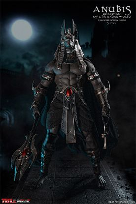 Phicen Limited Anubis Guardian of The Underworld Sliver